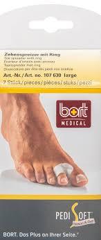<b>Разделители</b> и корректоры <b>пальцев гелевые</b> Bort Medical Large ...
