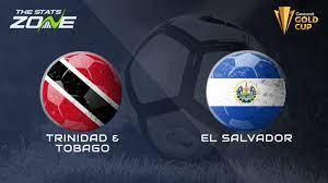 2021 CONCACAF Gold Cup Trinidad and ...