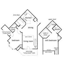 2D Floor Plan  Blue SketchPdf Floor Plan