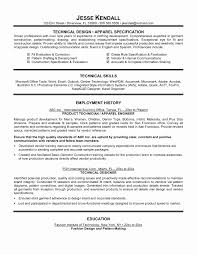 Simple Resume Format Awesome Sample Simple Resume Elegant Resume Job
