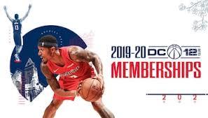 2019 20 Wizards Ticket Center Washington Wizards