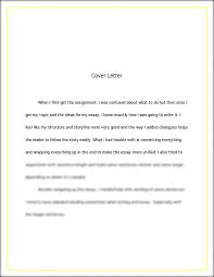 How To Make A Good Cover Letter Ideas Of How To Make A Good Cover Page For An Essay Magnificent 21
