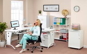 white office corner desk. UNICORN Large Reversible Corner Desk. Home Office Desks White Desk F