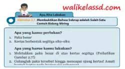 We did not find results for: Kunci Jawaban Ipa Kelas 8 Ayo Kita Lakukan Aktivitas 2 1 Halaman 85 Wali Kelas Sd