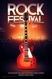 Poster Psd Design Create A Rock Festival Poster Design In Photoshop
