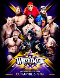 Wrestlemania Xxx Wikipedia