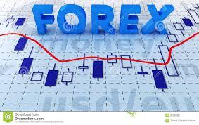 Forex Market Editorial Image Illustration Of Line Finance