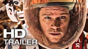 THE MARTIAN Official Trailer 2 (2016) - YouTube