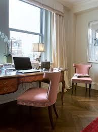 feminine home office. Home Office - Transitional Idea In New York Feminine