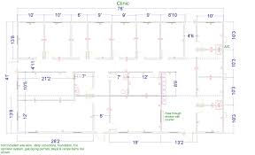 medical office layout floor plans. brilliant medical prefabricated medical clinic floor plan with medical office layout floor plans e