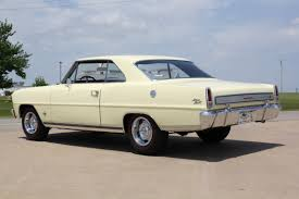 1966 CHEVROLET CHEVY II NOVA SS (Ultra-Rare L79!)