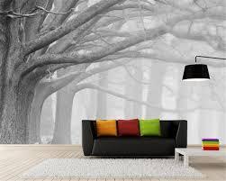 Muurschilderingen Voor Slaapkamer Eenvoudig Beibehang 3d Behang