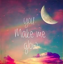 Glowing Love Quotes. QuotesGram