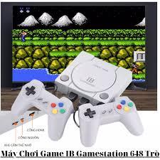 ⭐Máy Chơi Gamer Cầm Tay PS2 - Máy Chơi Gamer 4 Nút Huyền Thoại Game IB  Gamestation Phiên Bản Máy SNES Mini SFC Retro Có Cổng Hỗ Trợ HDMI 4K Family  Computer +