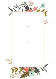 Free Templates Invitations Printable Weddingnouncement Templates Invite For Word Stationery Free
