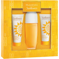 elizabeth arden elizabeth arden sunflowers fragrance gift set 3 pc walmart