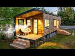 DIY Pallet house : house made from wood pallets . DIY Super Cool - YouTube