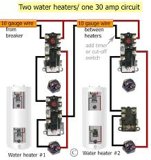 wiring a hot water heater water heater wiring diagram images Heater Thermostat Wiring how to wire off peak water heater thermostat wiring diagram add timer to either water heater heater thermostat wiring diagram