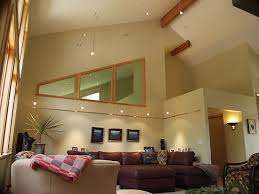 lighting for slanted ceilings. design ideas gt vaulted ceiling lighting for slanted ceilings
