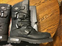 harley davidson mens 10 tall axel motorcycle riding leather boots img 2484 jpg