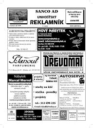 Sanco Ad Unho ësk Reklamník Nový Nábytek Ul švýcarská 2428 Kladno