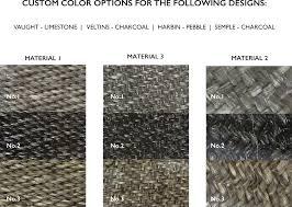 Weave Color Chart Color_chart_thick_weave Color Chart Thick Weave