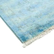 area rug 8 9 overdyed rugs collection oriental x 0