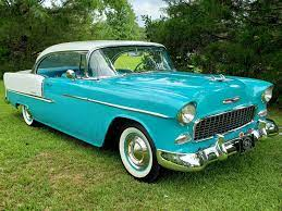 1955 Chevrolet Bel Air Is Listed Verkauft On Classicdigest In Arlington By Classical Gas For 53750 Classicdigest Com