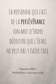 Réfléchissez Et Devenez Riche Napoleon Hill Citations