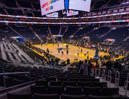 Oakland Warriors Seating Chart Oakland Arena Section 124 Seat Views Seatgeek
