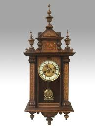 full image for charming antique wood wall clock 5 antique wooden wall clocks for lovely