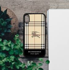 Best Designer Iphone 5 Cases Hot Burberry Brown Case For Iphone 5 5s 6 6s 7 8 Plus X