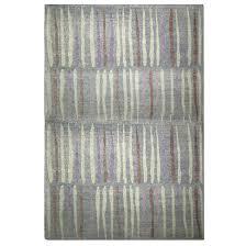 purple grey black rug modern blue wool rugs 1