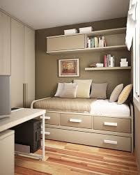 Marvelous Design Beds For Small Bedrooms 23 Efficient And Attractive Small  Bedroom Designs ...