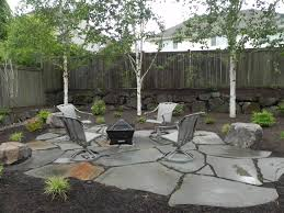 how to build a natural stone patio new fire pits design marvelous how to build an