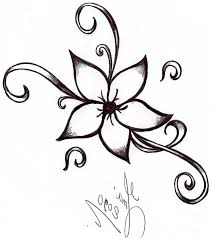 cool designs to trace.  Cool Cool Easy Drawings To Trace CoolAndEasyFlowersToDraw On Designs