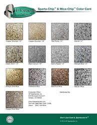 Ppg Megaseal Color Chart Polyaspartic Floors Hirshfields In Fargo West Fargo