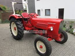 g40s 1964 agricultural tractor photo