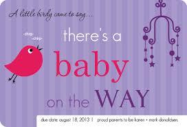 Free Ecard Pregnancy Announcement Zaloy Carpentersdaughter Co