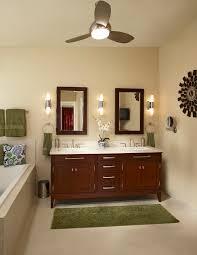 lighted vanity mirror in Bathroom Contemporary with Vanity Mirror