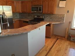 Typhoon Bordeaux Granite Kitchen Granite Kitchen Installation Creations In Tile And Marble