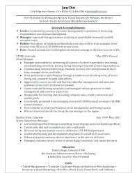 Sports Management Resume Samples Best of Sample Revenue Management Resume Administrativelawjudge