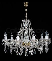 crystal chandelier group of hanging crystals image of grunge dark room interior with chandelier chrystal chandelier close up luxury glass chandelier on