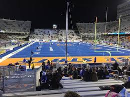 Bronco Stadium North End Zone Rateyourseats Com