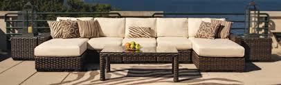 modern wicker patio furniture. Lloyd Flanders Modern Designs Wicker Patio Furniture N