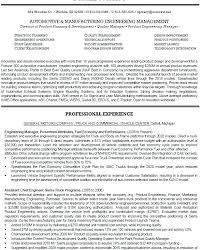 Product Engineer Resume Product Engineer Sample Resume Automotive