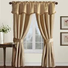 com united curtain burlington blackout window curtain five piece panel set 52 by 84 inch burdy home kitchen