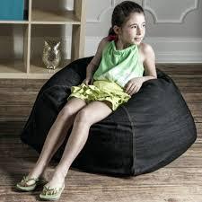denim bean bag chair ace bayou large how to make a