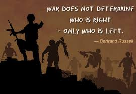 War Quotes Impressive 48 Poignant And Thoughtprovoking Quotes About War You Must Read