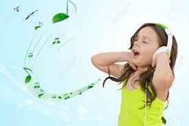 نتیجه تصویری برای مطلب در مورد موسیقی گوش دادن کودکان